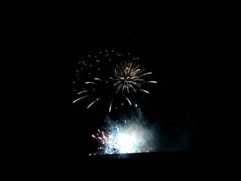 Carrollton Missouri Firework Finale