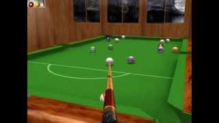 Virtual 3D pool Pro ver 1 0