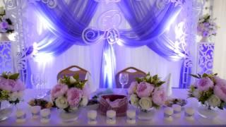 Свадебное оформление банкетных залов