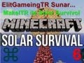 Minecraft Solar Survivol Diamond Gitti 6 Böl�
