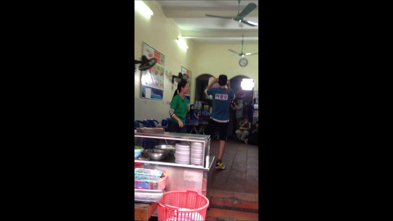 130204 Running Man in Vietnam (Gary-ssi, Jihyo-ssi and Kwangsoo-ssi doing mission)