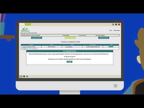 pedir cita medica por Internet. de YouTube · Duración:  3 minutos 50 segundos