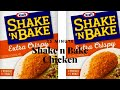 25 Minute — Crispy Shake 'N Bake Chicken