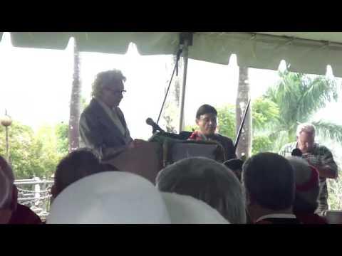 clip of Kawananakoa's controversial speech