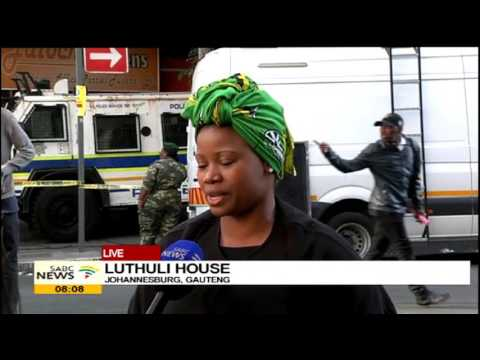 The Occupy Luthuli House march will go ahead: Gugu Ndima