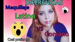 Baixar Maquillaje latino vs coreano | Diferencias | hola soy iisaabeel
