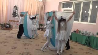 "ДОУ № 11 ""Колокольчик"" г. Харцызска , Танец НЕБО"