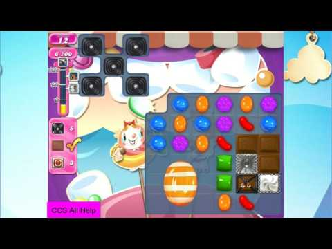 Candy Crush Saga Level 2259 NO BOOSTERS Cookie