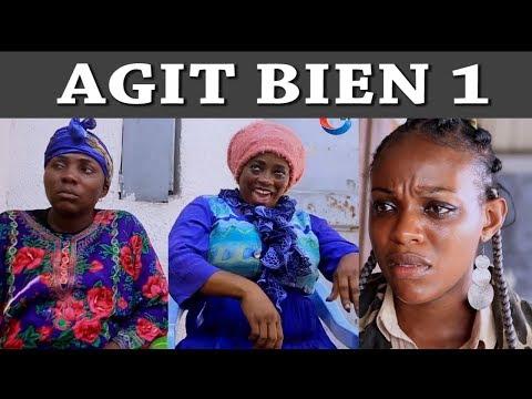 AGIT BIEN Ep 1 Theatre congolais Kalunga,Mosantu,Maman Bolingo,Massassi,Rais,Cocquette,Faché