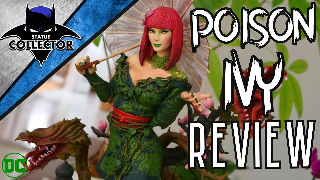Samurai Poison Ivy by XM Studios | Comics girl, Poison ivy