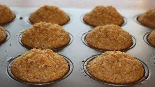 Pineapple Almond Oat Bran Muffin Recipe