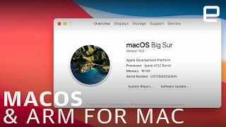 Apple WWDC 2020: MacOS and ARM CPUS for Mac in 9 minutes