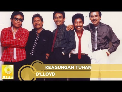 D'lloyd - Keagungan Tuhan (Official Music Audio)