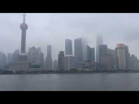 Traveller: China, Shanghai, The Bund