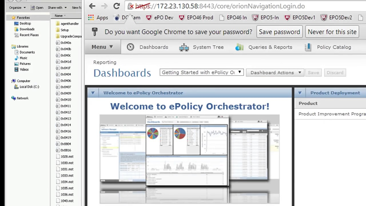 Getting Started with McAfee ePolicy Orchestrator