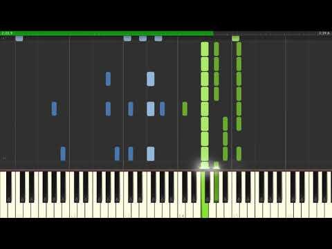 Sam Smith - HIM - Piano Tutorial (Sheets)