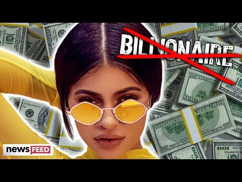 Kylie Jenner Claps Back About FAKE Billionaire Status