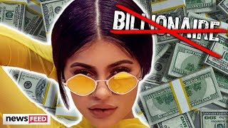 Kylie Jenner Claps Back About FAKE Billionaire Status!