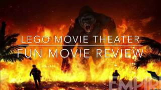 KONG: SKULL ISLAND Movie Review in LEGO