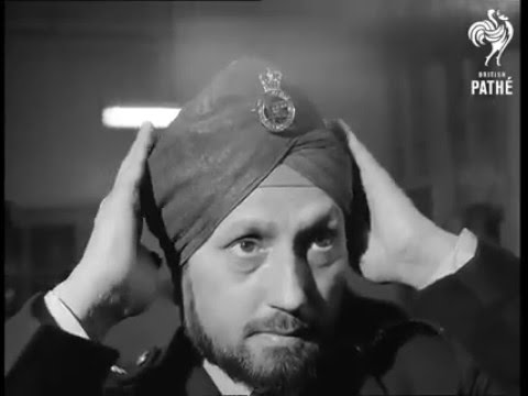 Mr Harbana Singh Jabbal- First Turbaned Sikh To Join A British Police Force 1970