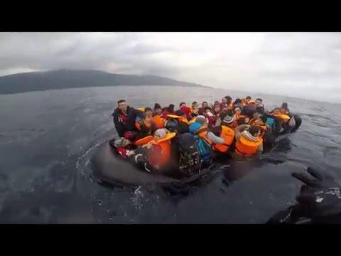 Sea-Watch Lesbos (Dispatch 7): Emergency boarding
