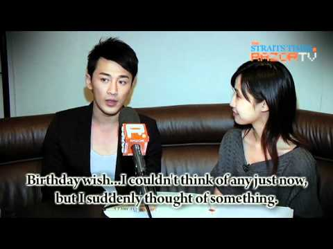 Raymond Lam ready to tie the knot?