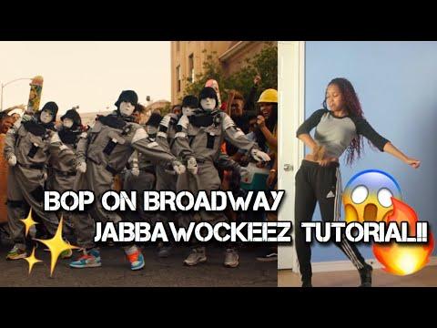 """JABBAWOCKEEZ - DaBaby """"BOP"""" DANCE TUTORIAL!!🔥😰"""