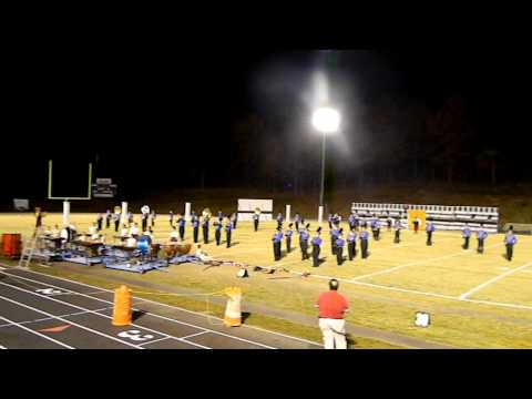 Butler Co. High School Marching Band--- Regionals 2010