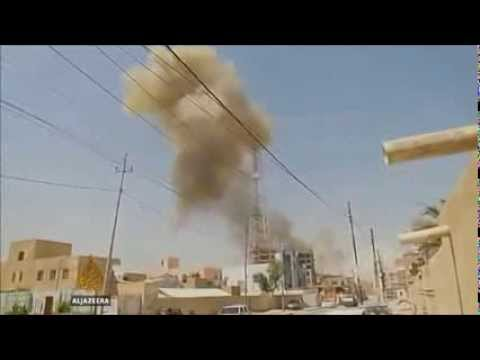 Iraq Shiite Militants enter Ramadi to take City back from ISIS