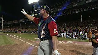 1999 HRD Rd1: McGwire hits 13 HRs in Round 1 of