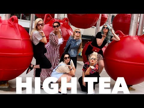 WHAT IS HIGH TEA IN SYDNEY AUSTRALIA?