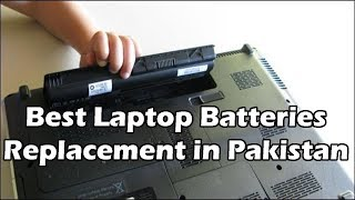Best Laptop Batteries Replacement in Pakistan | Rex City Faisalabad