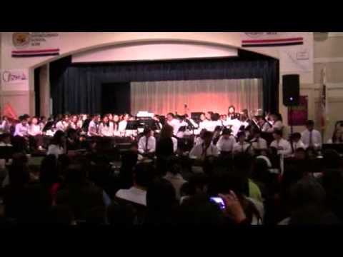 Windemere Ranch Middle School Winter Concert 2013 (1)