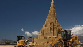 Sand Castle   Cat® Trials