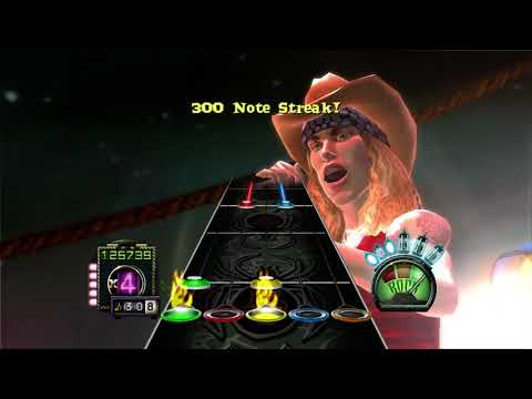 Guitar Hero 3 Talk Dirty To Me Expert 100% FC (346379)