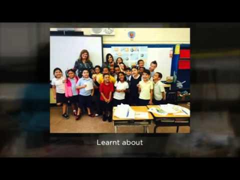 Kensington Park Elementary School JA DAY - YouTube