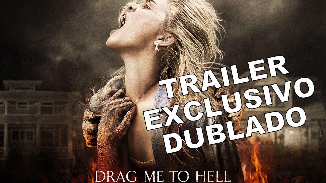 Trailer Dublado Exclusivo Arraste Me Para O Inferno 2009 Youtube