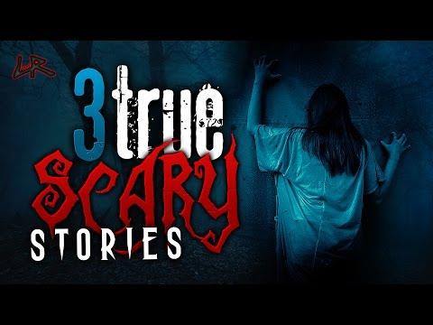 "3 True Scary Stories | Camping/My ""friend""/Craigslist Jon"