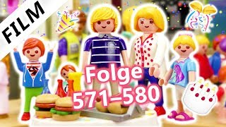 Playmobil Filme Familie Vogel: Folge 571-580 | Kinderserie | Videosammlung Compilation Deutsch