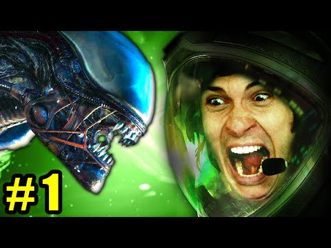 Let's Play ALIEN ISOLATION (Part 1)