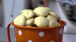 Receita Bom Sabor - 19/11/2015 - Biscoitos de leite condensado diet - Katia Oliveira
