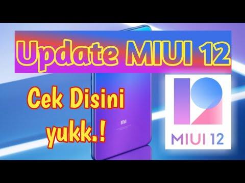 MIUI12 #BangGendul TANGGAL RILIS DAN CARA CEK HP REDMI YG SUPPORT MIUI 12 Note: Tanggal perilisan mg.