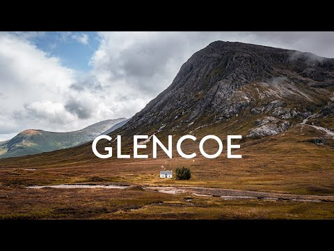 One day in Glencoe, with a Camera...