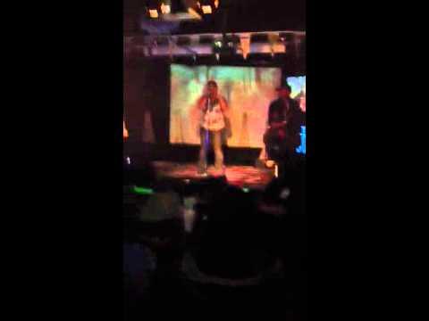 Karaoke at Corbin bowl
