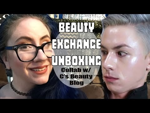 BEAUTY EXCHANGE! Affordable Skincare Swap Collab  with Cs Beauty Blog