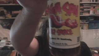Extreme Naga Sav Bbq Sauce - The Hippy Seed Company - Slosh's Sauces #73