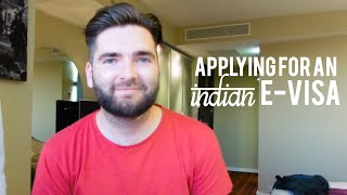 how to apply for an indian e visa