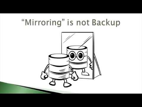 The Difference Between Backup and Disaster Recovery?