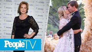 Kaley Cuoco's Wedding Day Look, Elizabeth Perkins On Tom Hanks & Rita Wilson | PeopleTV