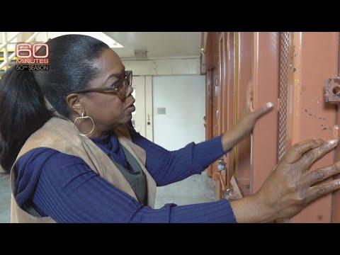 Oprah Visits Prison's Solitary Confinement Unit